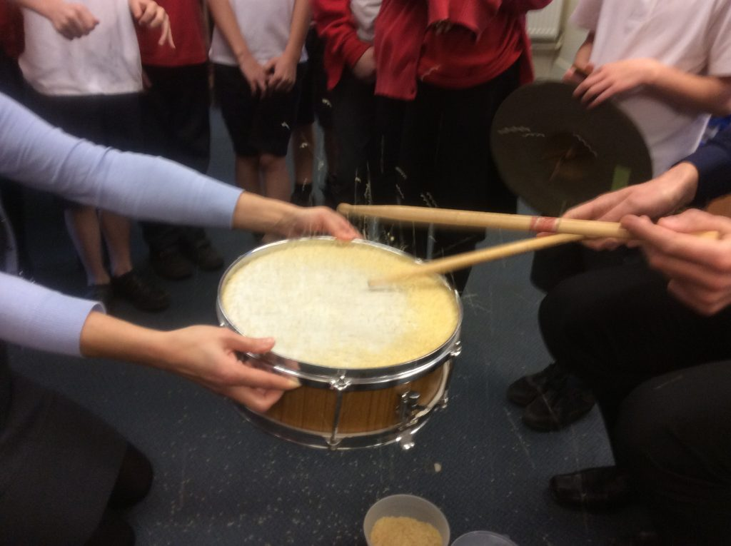 Science: Discovering Sound-waves – Class 4 Blog