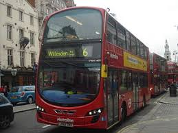 London Buses route 6 - Wikipedia
